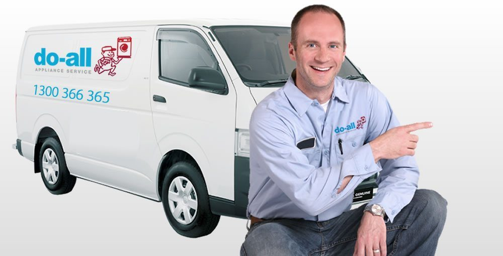 About do-all appliance service