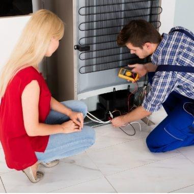 Westinghouse fridge repairs