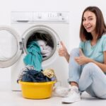 Thinking about replacing your washing machine? Contact a repair specialist and save your money